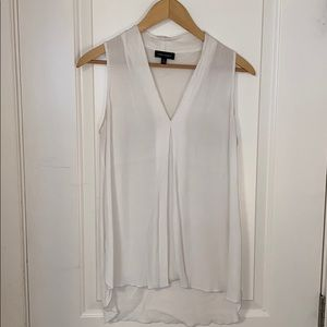 Lord &Taylor white tank!
